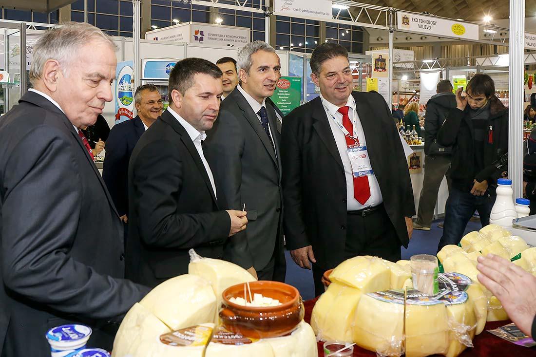 На Београдском сајму отворен 13. Сајам етно хране и пића